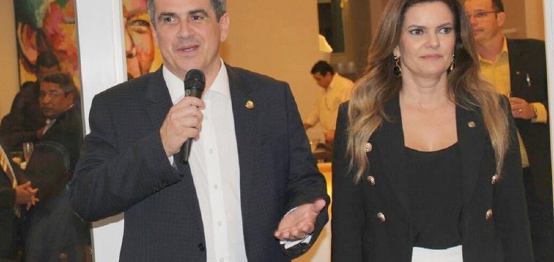 Em Brasília, prefeitos do Piauí participam de jantar na casa do Senador Ciro Nogueira