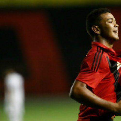 Jovem do Piauí é convocado para jogar torneio internacional pela seleção brasileira