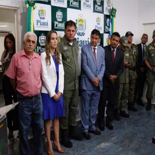 Segurança lança botão do pânico para coibir assaltos em clínicas e hospitais do Piauí