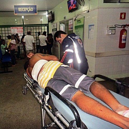 Ciclista é esfaqueado durante assalto em cidade do Piauí