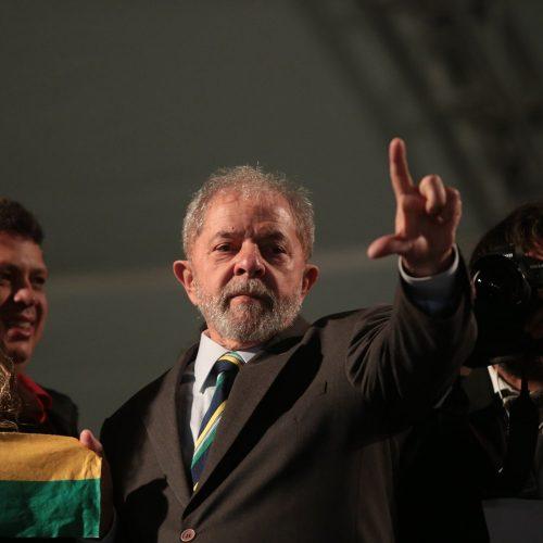 Lula pede que acusação de dono da JBS não vá para Sérgio Moro