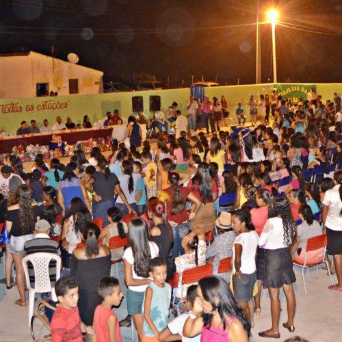 Município mantém tradição e promove evento em comemoração ao 'Dia das Mães' em Vera Mendes