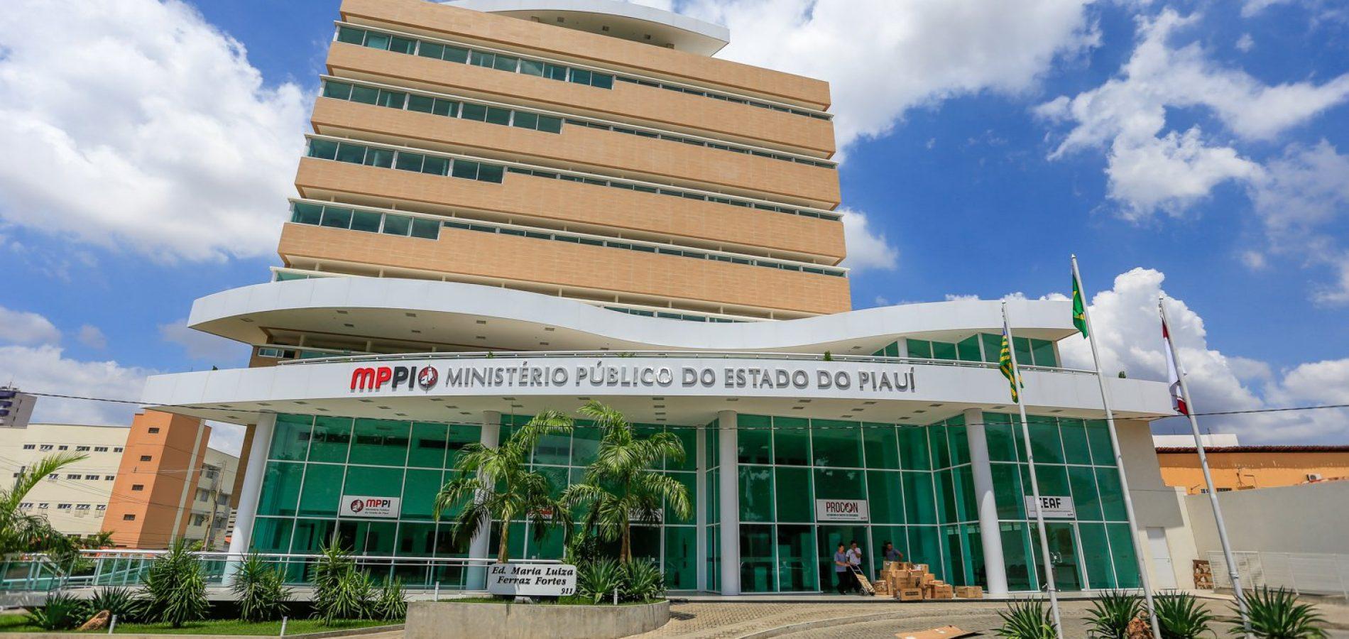 Promotor investiga denúncia contra ex-prefeito de cidade do piauí