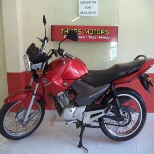 Jornalista tem motocicleta furtada no Centro de Picos