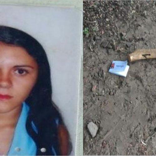 Mulher é assassinada com espingarda  em Picos