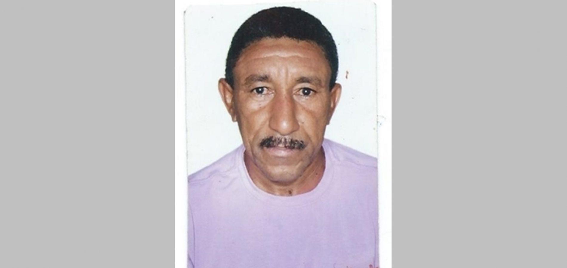 Família procura homem desaparecido entre Alegrete e Vila Nova há quase dois meses