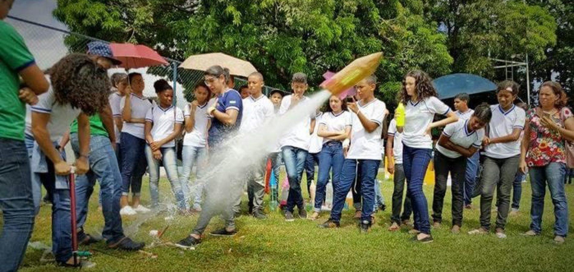 Estudantes Piauienses competem na Olimpíada de Astronomia e Astronáutica