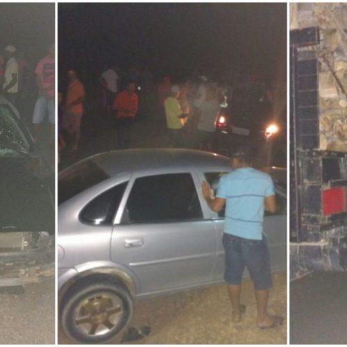 Pipeiro morre em acidente envolvendo três veículos próximo a Padre Marcos