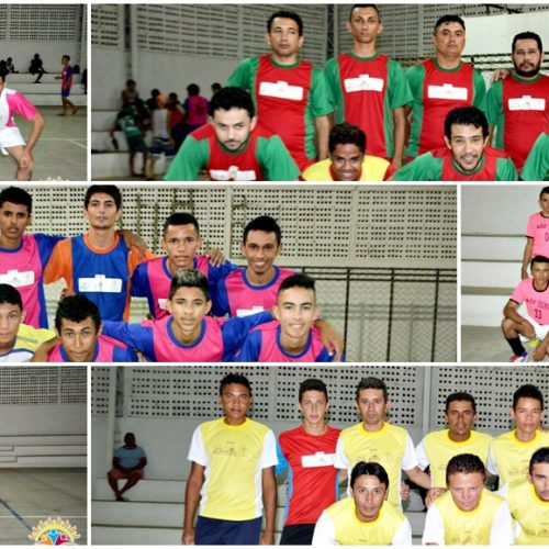 Prefeitura de Vila Nova realiza 1ª rodada do Campeonato de Futsal na sede; veja resultados e classificação