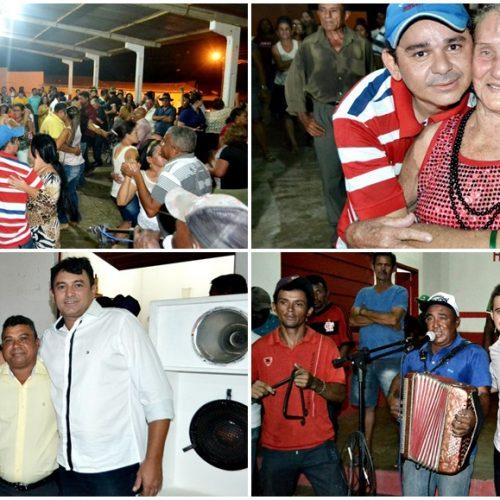 Cultura e assistência reúnem centenas de idosos na 2ª edição do forró em Alegrete; veja fotos