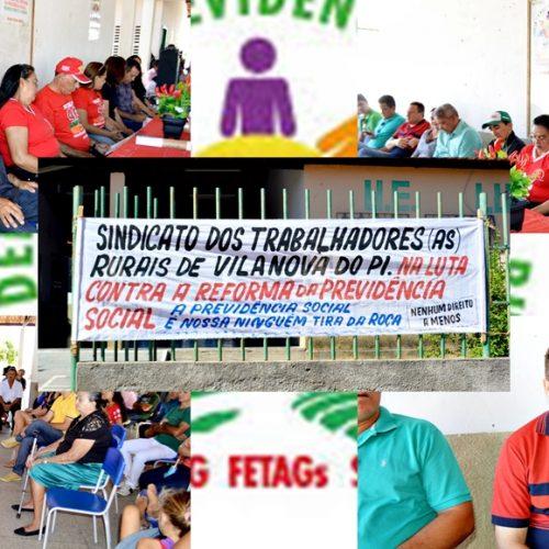 Audiência Pública discute Reforma da Previdência em Vila Nova ; veja como foi