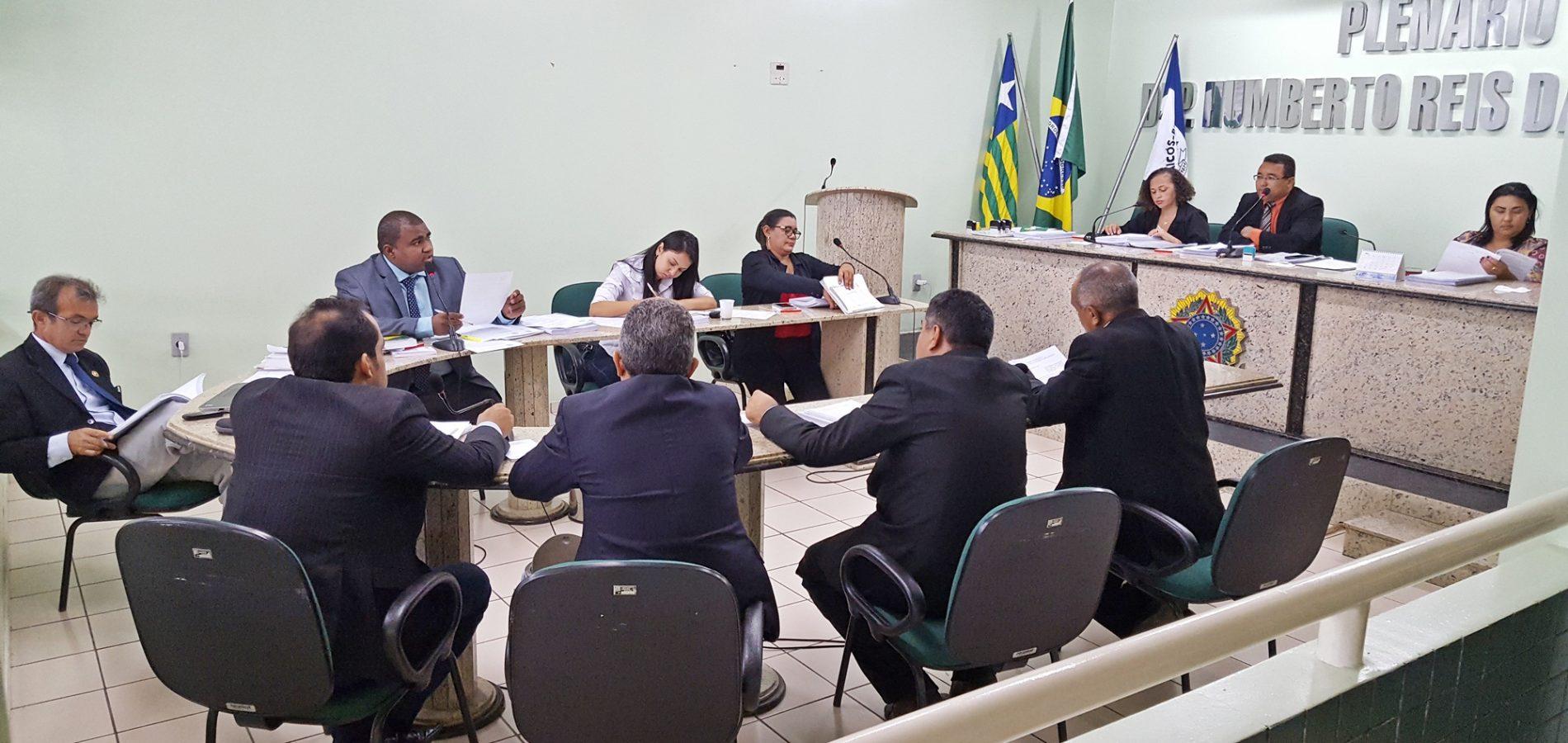 Câmara Municipal de Jaicós divulga pauta da sessão desta sexta-feira (13)