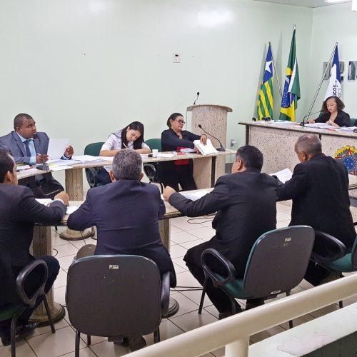 JAICÓS | Câmara Municipal divulga a pauta da sessão desta sexta-feira