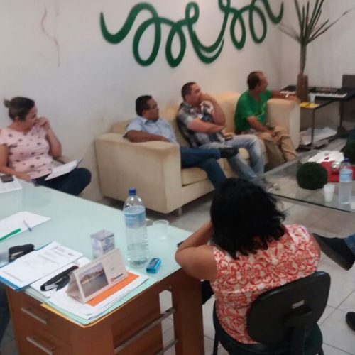 Prefeito e pastores se reúnem para discutir comemoração do Dia do Evangélico em Jaicós