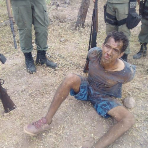 Suspeito de assassinar policial em Paquetá do Piauí é preso. Veja!