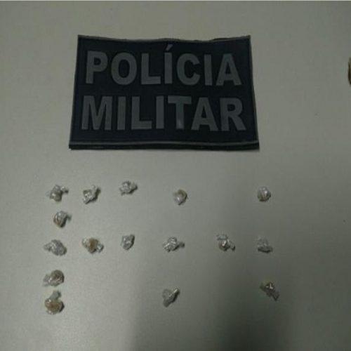 Adolescente é apreendido suspeito de tráfico na cidade de Picos