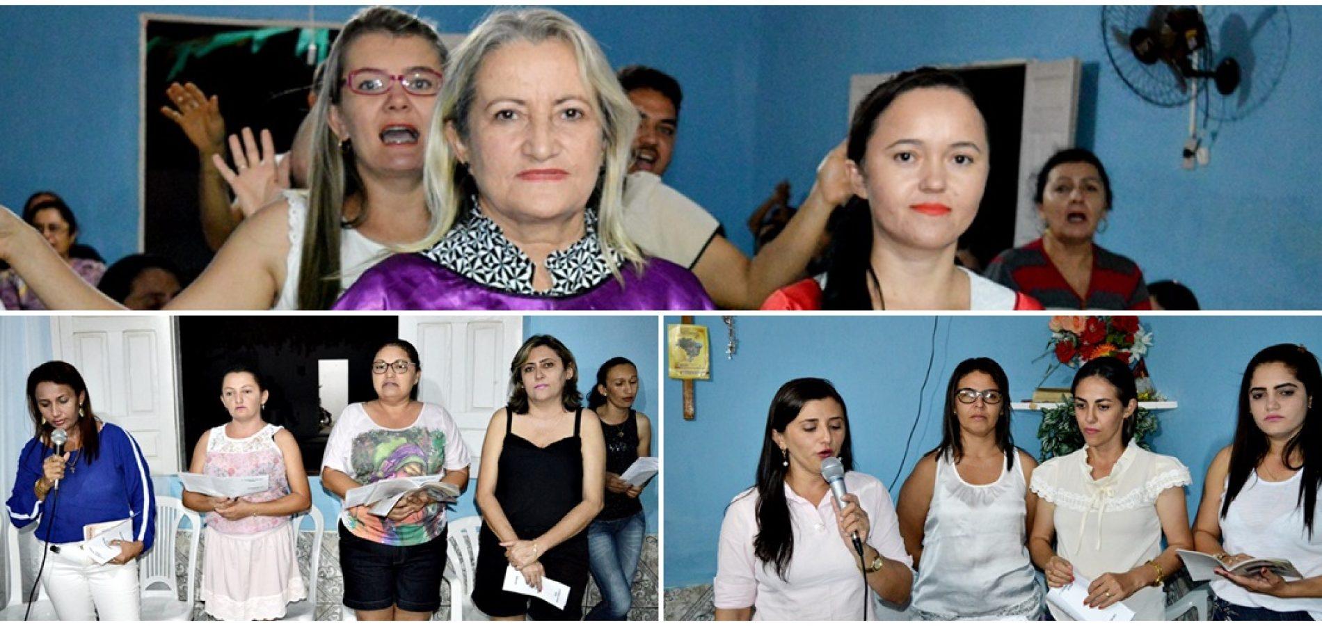 VILA NOVA | Saúde, Educação e Assistência Social marcam novenário de São João Batista; veja fotos