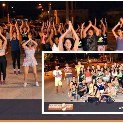 JAICÓS | Fitness Academia promove aulão gratuito em comemoração ao aniversário de 8 anos