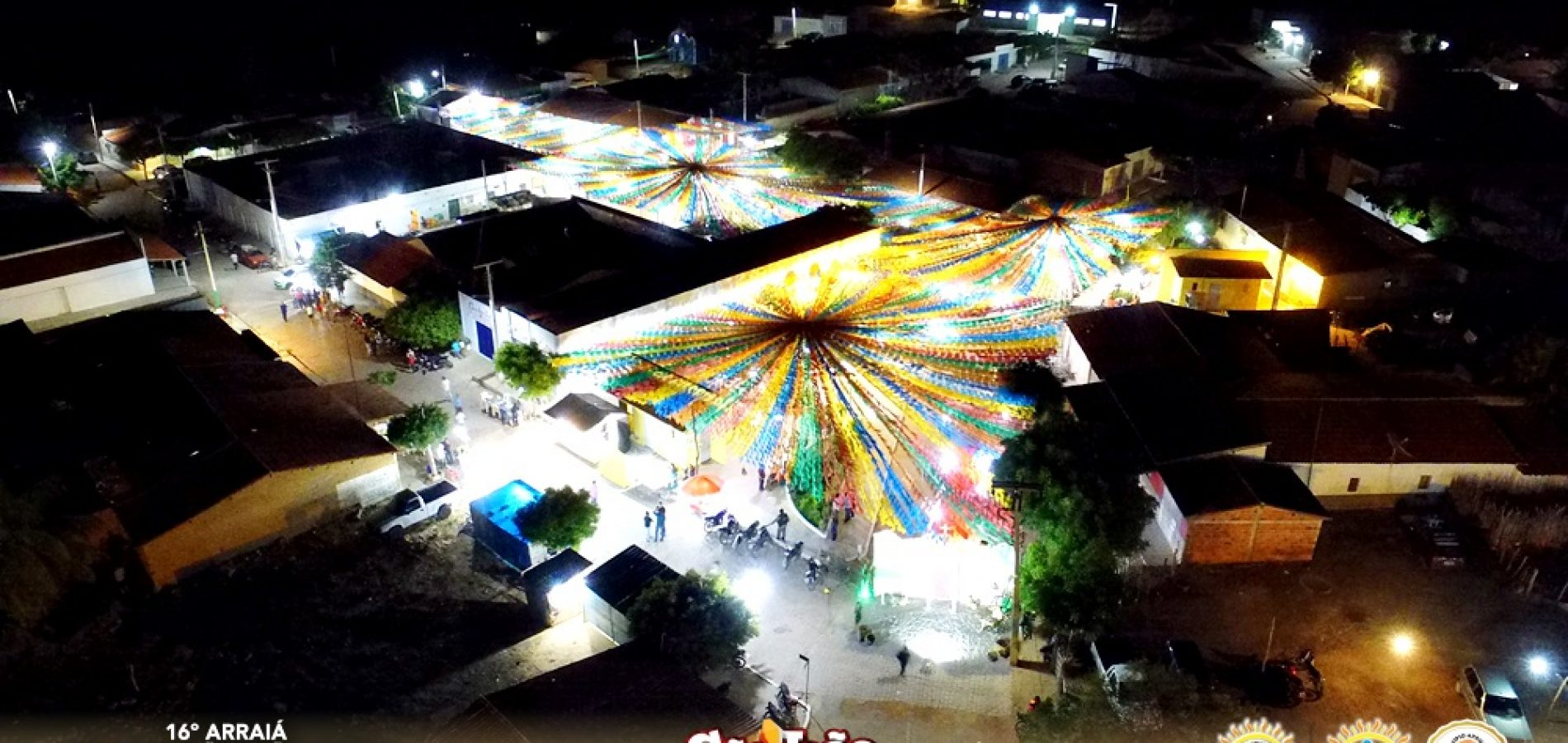 VILA NOVA   Veja fotos da segunda noite das festividades do 16° arraiá de São João Batista