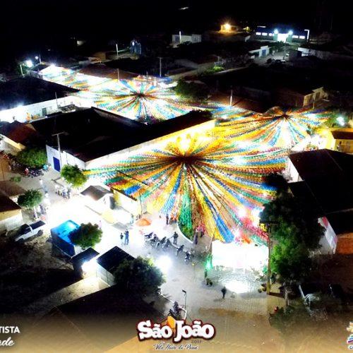VILA NOVA | Veja fotos da segunda noite das festividades do 16° arraiá de São João Batista