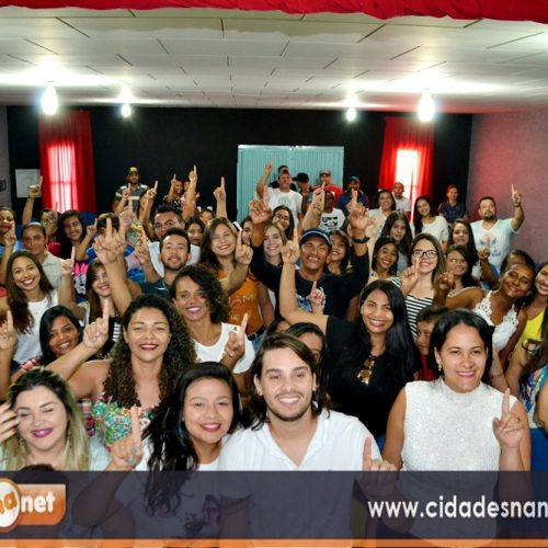 Iohannes promove Encontro com Fãs em Jaicós; fotos