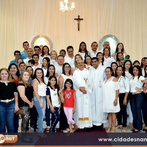Saúde Municipal e comunidade católica de São Julião marcam 4ª noite dos festejos de Santo Antônio em Vila Nova