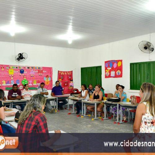 Educação de Massapê realiza formação continuada com professores do Pnaic