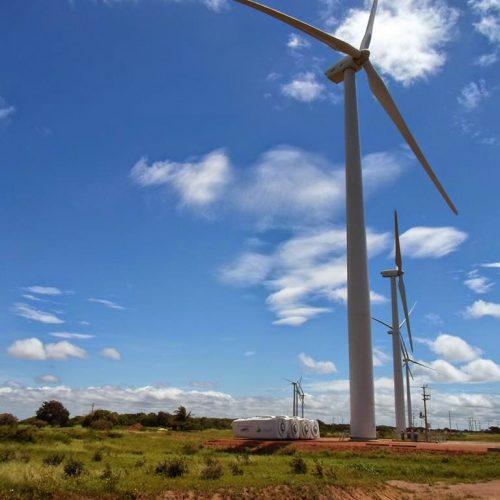 Governador participa da inauguração de parque eólico em Marcolândia nesta sexta (9)