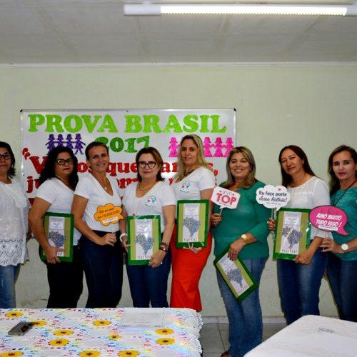 Em Fronteiras, Educação Municipal realiza Seminário da Prova Brasil 2017 e elenca avanços na qualidade do ensino