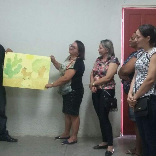 'Viva o Semiárido' capacita professores de duas escolas em Jacobina do Piauí