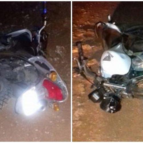 Colisão entre motocicletas deixa dois mortos em Curral Novo do Piauí