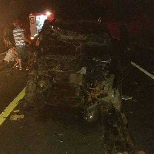 Colisão entre caminhonetes deixa mais de dez feridos na BR-343 no Piauí