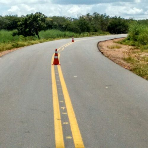 Relatório do DNIT aponta BR-135 como a pior rodovia do Piauí