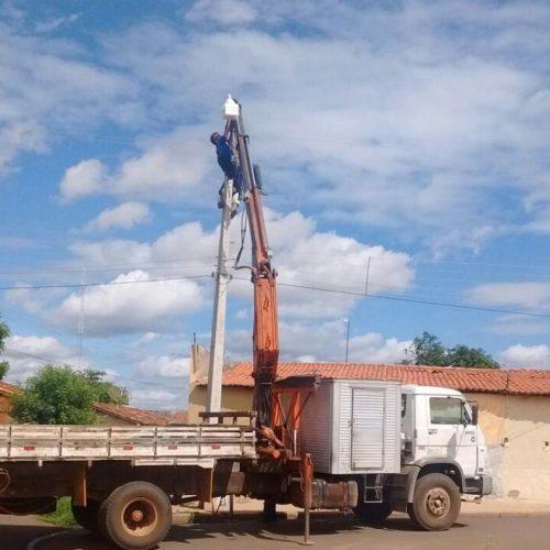 Projeto Vizinho Solidário começa a instalar câmeras de segurança em Picos