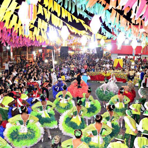 Festival de Quadrilhas Juninas abre o 'Arraiá Boa Esperança' em Padre Marcos