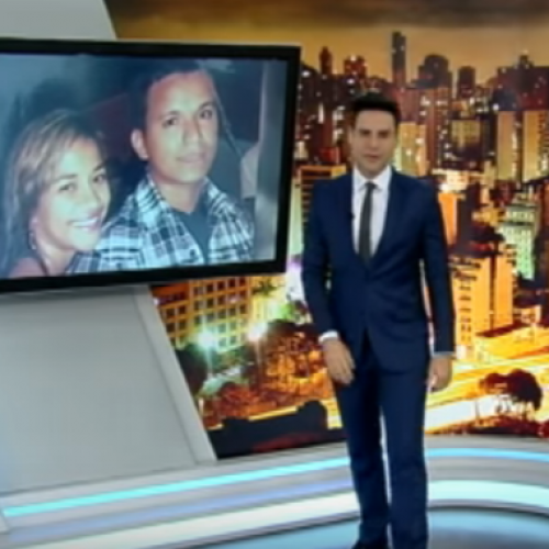 'Cidade Alerta', da TV Record, repercute assassinato ocorrido por ciúmes em Curral Novo do Piauí; assista