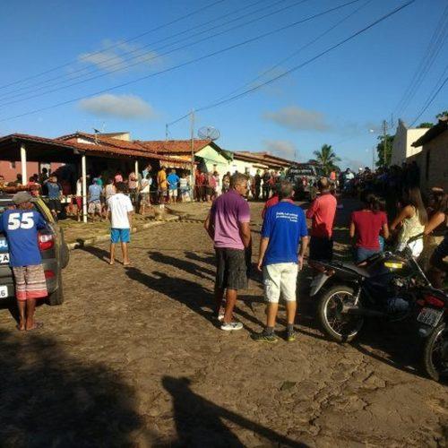 Comerciante é assassinado a tiros ao abrir estabelecimento no interior do Piauí