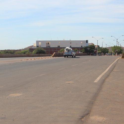 Obra de duplicação de pontes em Picos não foi entregue ao DNIT