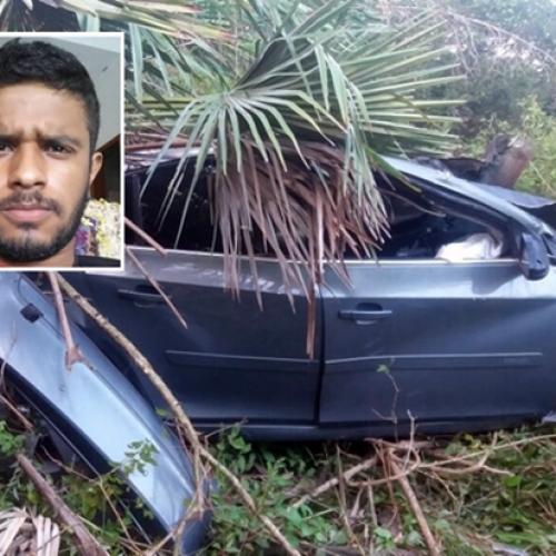 Jovem morre em grave acidente em estrada do Piauí