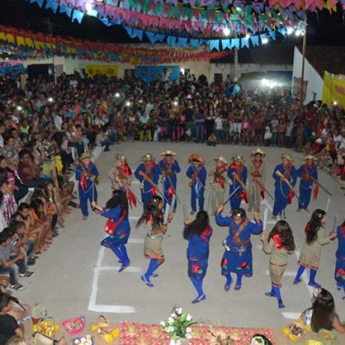 Palco da cultura será realizado em São Julião