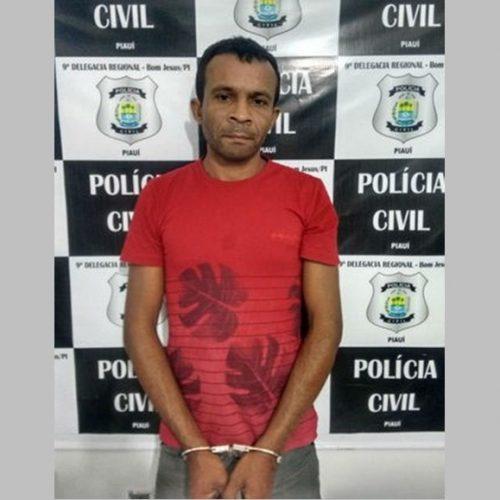 Homem é preso acusado de furtar ofertas de igreja em município do Piauí