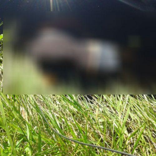 Homem morre ao tentar furtar fios elétricos em cidade do Piauí