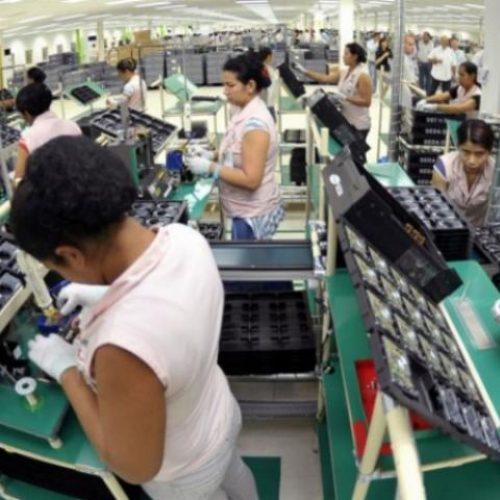 Exportações na indústria crescem 68,7% no PI