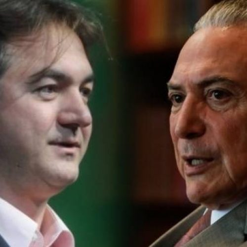 Temer lidera 'maior organização criminosa do país', diz Joesley