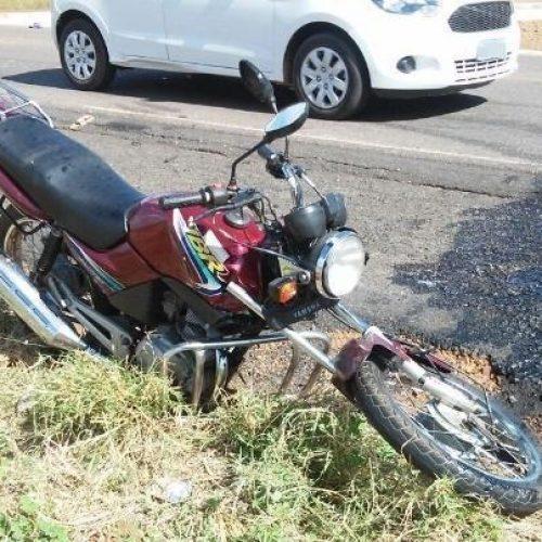 Acidentes motociclísticos lideram atendimentos do SAMU de Picos