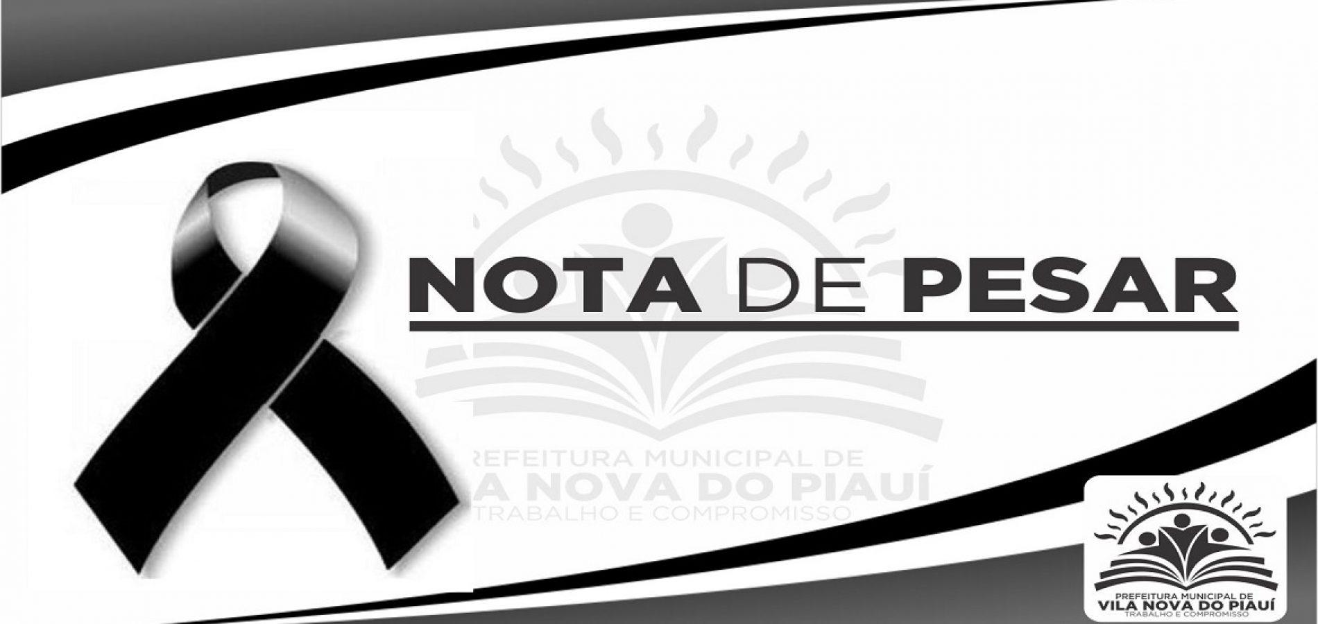 VILA NOVA | Em mensagem prefeito Edilson Brito lamenta a morte de 'Seu Navez'. Veja!