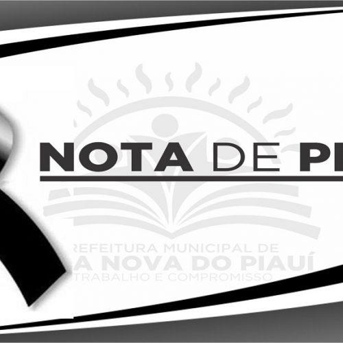 Morre em Juazeiro do Norte-CE, o vila-novense Elias Constâncio; prefeito Edilson Brito emite nota de pesar