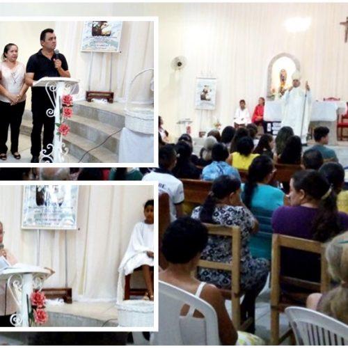 VILA NOVA | Dom Plínio preside noite da Educação Estadual nos festejos de Santo Antônio