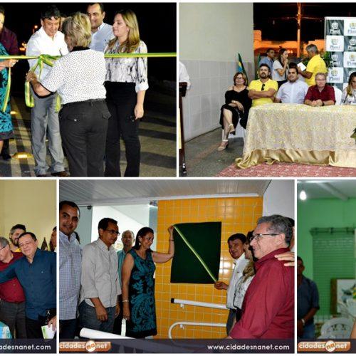 FRONTEIRAS 82 ANOS | Governador W. Dias e prefeita Maria José inauguram obras e entregam benefícios à população. Veja fotos!