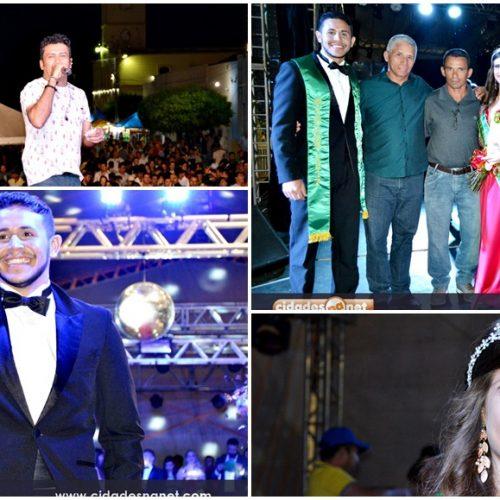 FRONTEIRAS 82 ANOS | Shows e Desfile do Mister e Miss 2017  movimentam a 2ª noite do aniversário. Veja!